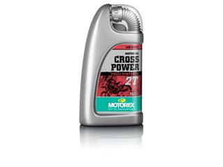 Huile moteur MOTOREX Cross Power 2T 100% synthétique 204L - 42418c2b-140e-4154-8508-5278dbb8fccb