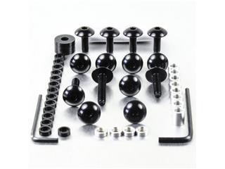 Set kuipschroeven Pro-Bolt aluminium zwart SUZUKI GSR750