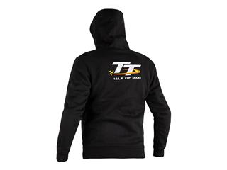 RST IOM TT Zip Through Reinforced Hoodie Black Men - 42a7ea5a-3610-4401-a899-3a4ae226a906