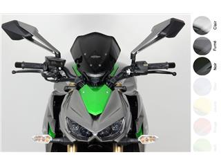 MRA Wind Screen + Spoiler Black Kawasaki Z1000