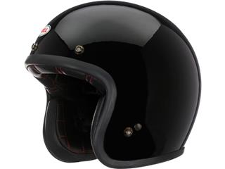 Capacete Bell Custom 500 (Sem Acessórios) Preta, Tamanho M - 7080236