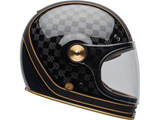 Casque BELL Bullitt Carbon RSD Check-It Matte/Gloss Black taille XL - 42e5fa60-9e86-474c-88db-ffd380328084