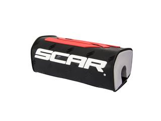 SCAR 3D Design Handlebar Pad Black Ø28,6mm for Braceless Bar
