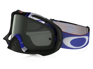 Masque OAKLEY Crowbar MX Ryan Dungey Signature Series écran Dark Grey