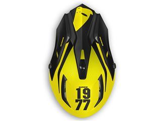 UFO Quiver Helmet Shedir Black/Yellow Size S - 43268a91-8073-4c8d-9d31-d1876beb565a
