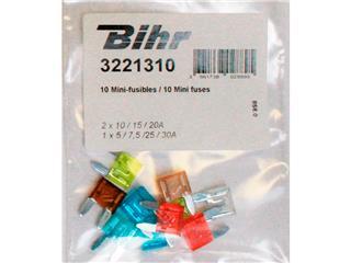 Mini fusibles BIHR 10uds - 433c5bf8-6433-4754-8342-4dca0d0eb422