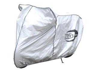 Housse de protection R&G RACING universelle argent - 445571