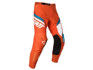 Pantalon LEATT GPX 4.5 orange/denim taille M/US32/EU50