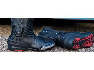RST Tractech Evo 3 CE Boots Sports Leather White/Black 41 - 43b892da-6e08-4fd0-9594-c3ee729afa53