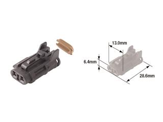Connectique électrique mâle étanche TOURMAX type 070 (FRY)