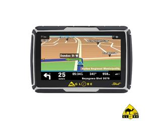 GPS Globe Street - waterproof IP67 - 4,3'' screen - Europe Map