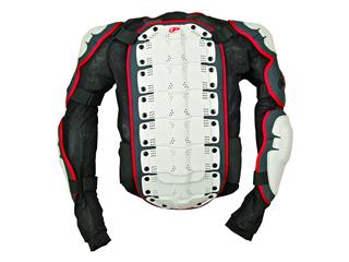 Gilet Integral Polisport blanc/noir/rouge taille S - 43f28a44-3599-4b03-8184-53460f5b58ab