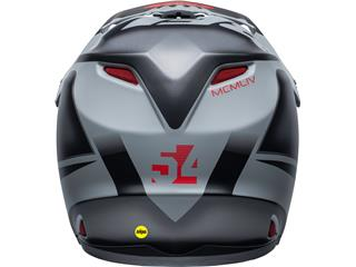 BELL Moto-9 Youth Mips Helm Glory Black/Gray/Crimson Größe YS/YM - 43fb1669-7b9e-4165-95b6-6d0cbed6b172