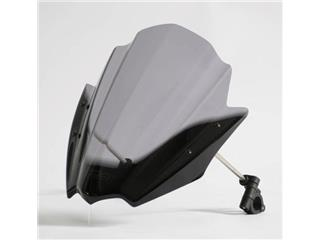 Windabweiser MRA RACING schwarz, ohne Montagekit geliefert.    - 444928ef-6ec9-4523-ae27-aa1b6f680965