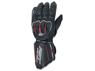 RST Tractech Evo Waterproof CE Gloves Leather Black Size XL/11