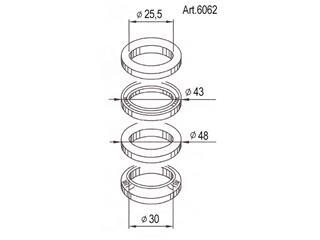 BUZZETTI Steering Bearings