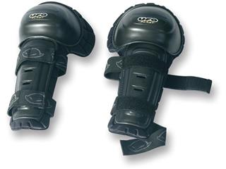 UFO Knee Guards Two Straps Black Adult Size