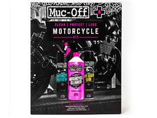 Kit entretien MUC-OFF Motorcycle Clean Protect & Lube Kit - 4472ece0-9076-4339-9740-6d00d69a6d74