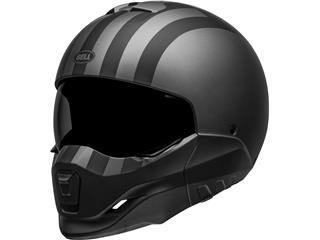 BELL Broozer Helm Free Ride Matte Gray/Black Größe M - 44865634-9db0-40ac-a5fe-35fedb2d1608