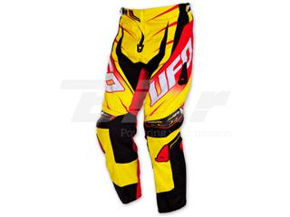 Pantalones UFO Voltage amarillo / rojo talla 48 PI04377D48