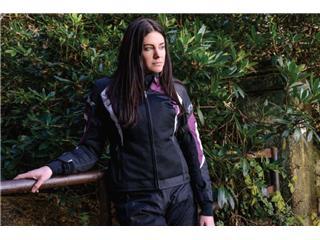 RST Brooklyn Ventilated Jacket Textile Black Size XL Women - 44968215-23e7-4c8c-a65b-70ed1c7c1877