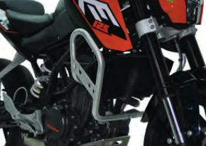 Bihr crash bars KTM 125/200 DUKE