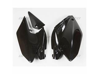 Plaques latérales UFO noir Honda CRF250X - 78165320