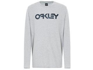 Camiseta OAKLEY MARK II Manga Larga,  Gris, Talla M