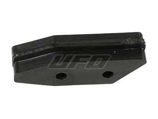 Guide chaîne UFO noir Kawasaki KX125/250 - 78253020