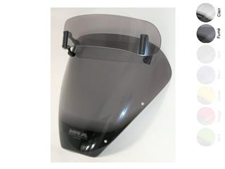 MRA Vario Touring Windshield Smoked Triumph