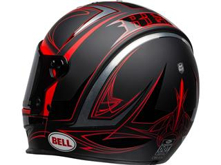 Casque BELL Eliminator Hart Luck Matte/Gloss Black/Red/White taille L - 452e6c86-0587-4395-86aa-4f6c3907c4b2