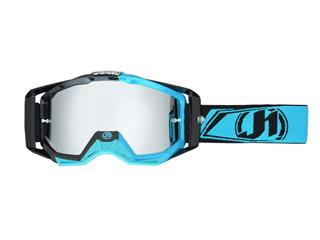 JUST1 Iris Goggle Carbone Fluo Blue