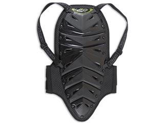 VECTOR ADULT BACK PROTECTOR FROM 1.65 M TO 1.85 M IN BLACK - 990027M