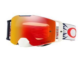 Masque OAKLEY Front Line Highvoltage Red écran Prizm MX Torch Iridium