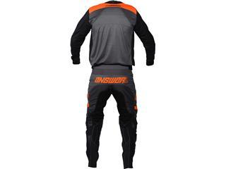 Camiseta Answer TRINITY VOYD Antracita/Naranja Flúor/Negro, Talla S - 4584bda7-b76b-4919-a02e-19a9e34b3e90