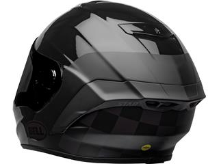 BELL Star DLX Mips Helm Lux Checkers Matte/Gloss Black/Root Beer Maat M - 45ac2f77-37cf-4457-9777-8f4d8d6c2d8b