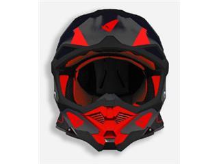 UFO Diamond Helmet Matt Black/Red Size S - 45ae4e11-91e6-4931-9ad0-6a32698046de