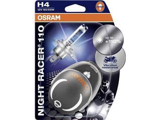 OSRAM H4 Night Racer 110 12V/60/55W Base P43t-38 Blister 2pcs + Helmet - 45e6570f-9fef-46c1-904d-abe7f13fe8b8