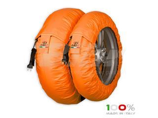 Calentadores CAPIT Suprema Spina Color naranja (17'' - Del.120/Tra.200/55)