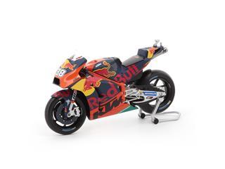 Modèle réduit 1:12ème KTM RC16 MotoGP 2016 Bradley Smith N°38 - 98000030