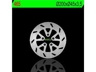 NG 465 Brake Disc Round Fix