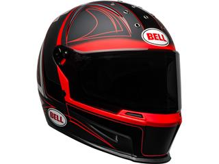 Casque BELL Eliminator Hart Luck Matte/Gloss Black/Red/White taille XXXL - 46682497-897b-4f9f-81c0-2fa989232bfb