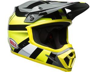 Casque BELL MX-9 MIPS Gloss HI-VIZ Yellow/Black Marauder taille XS - 46c258f0-ca95-4e79-997d-42cc0112f756