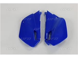 Plaques latérales UFO Bleu Reflex Yamaha YZ85/85LW - 78427672