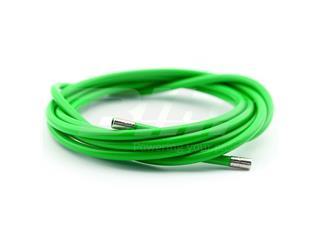 Invólucro cabo aço laminado Ø5 verde 2m - 46e74206-8c62-4f6a-8ef0-1c582165a2f3