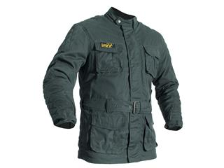RST IOM TT Classic III 3/4 Jacket CE Waxed Cotton Green Size S - 12087GRN40