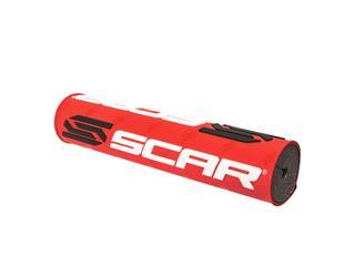 Mousse de guidon SCAR rouge pour guidon avec barre