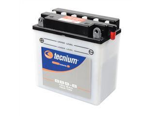 Batterie TECNIUM BB9-B conventionnelle livrée avec pack acide - 329783