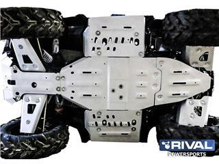 Kit Sabot complet RIVAL alu Polaris Sportsman 850/1000 Touring