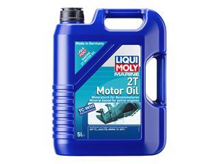 Garrafa 5L aceite de motor 2T marine mineral Liqui-Moly API TC, JASO FB, NMMA TC-W3